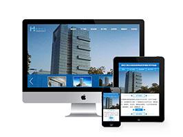 建筑工程企业集团类网站