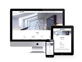 响应式建筑设计类网站