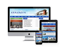 职业教育技术学院学校类网站