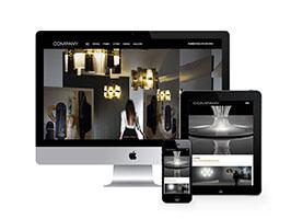响应式企业通用产品展示类网站