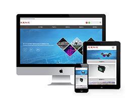 响应式光电科技探测器类网站